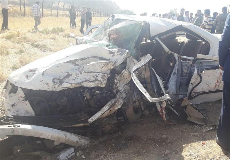 4 نفر در تصادف مرگبار در محور سمنان-دامغان جان باختند