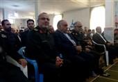 افتتاح 30 باب واحد مسکونی ساخته شده توسط سپاه در کرمانشاه