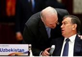 رئیس جمهور ازبکستان به بلاروس سفر کرد