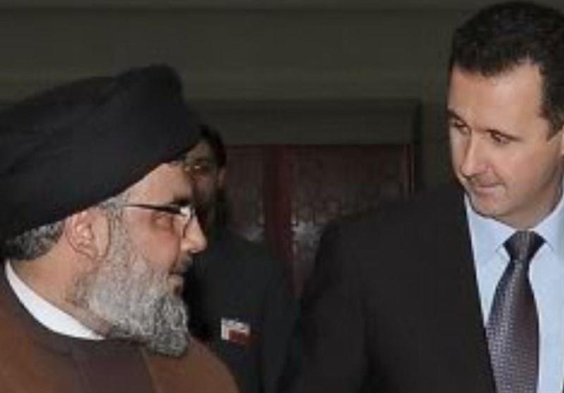 Esad Ve Nasrallah'ın ABD'nin Suriye'ye Muhtemel Saldırısına Karşı Kararı