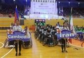 اعلام برنامه بازیهای ایران در مسابقات آزاد بسکتبال با ویلچر بانوان تایلند