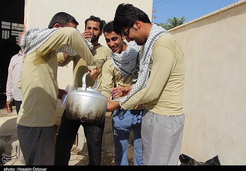 دعوت دانشجویان از مسئولان برای حضور در اردوهای جهادی خوزستان+فیلم