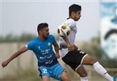 لیگ دسته اول فوتبال| کسب دومین پیروزی متوالی شهرداری تبریز و ادامه تیرهروزیهای خونهبهخونه