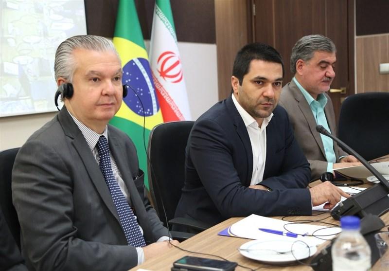 البرازیل تخصص 1.2 ملیار دولار کمیزانیة لإستمرار التعاون مع إیران