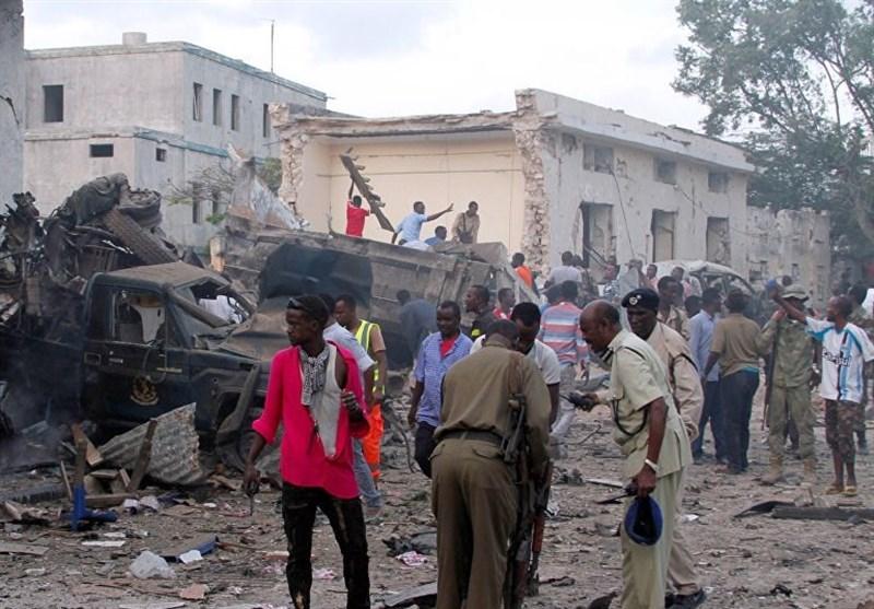 الصومال.. تفجیر انتحاری یودی بحیاة 3 أشخاص على الأقل
