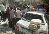 تصاویر انفجار خونین در تهرانپارس