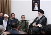 Iran's Air Defense on Front Line of Countering Enemies: Leader