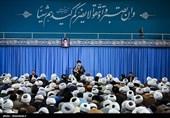 فیلم بیانات امام خامنهای در جلسه درس خارج فقه