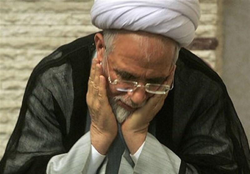 """تکرار/ گزارش: درباره نامه جدید کروبی؛ """"آن شیخ"""" همه را به کیش خود پندارد!"""