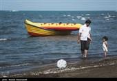 سازههای غیرمجاز دریایی در سواحل مازندران تخریب شد