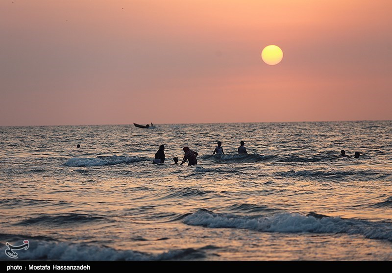 6 چالش سواحل دریای خزر
