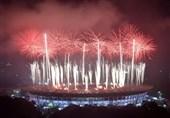 برگزاری مراسم اختتامیه بازیهای آسیایی زیر بارش باران/ و حالا رویای المپیک 2032