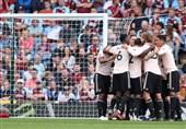 لیگ برتر انگلیس| منچستریونایتد با درخشش لوکاکو پیروز شد/ واتفورد، تاتنهام را هم شکست داد