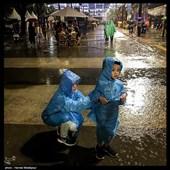 باران و رعد و برق در 18 استان کشور