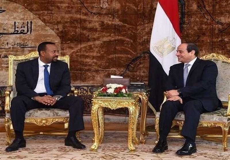السیسی ورئیس الوزراء الإثیوبی عازمان على التوصل لاتفاق بشأن سد النهضة