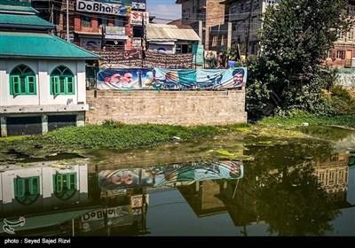 کشمیر میں محرم کا استقبال