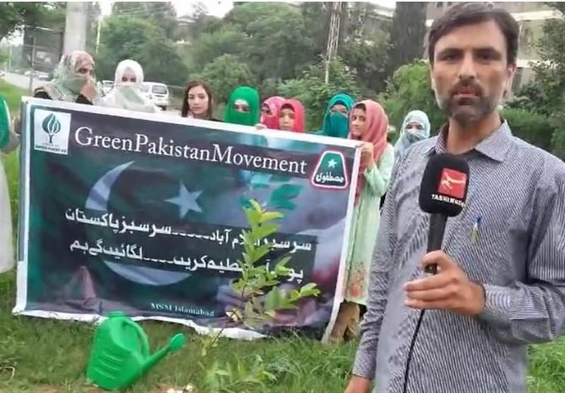 تحریر  درختوں میں پاکستان کی بقا ہے