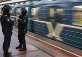 کشته شدن یک پلیس در متروی مسکو