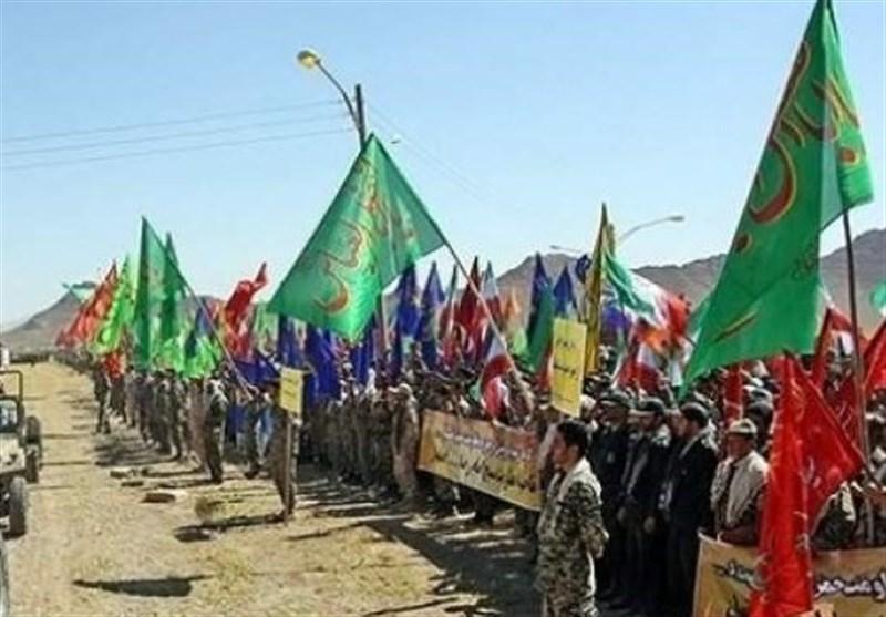 رزمایش سپاهیان محمّد رسول الله (ص) در بوشهر برگزار میشود