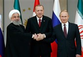 ترکیه: تهران، مسکو و آنکارا بر سر فهرست کمیته قانون اساسی سوریه به توافق اصولی دست یافتند + مفاد توافق