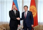دعوت الهام علی اف از همتای قرقیزی برای سفر به آذربایجان