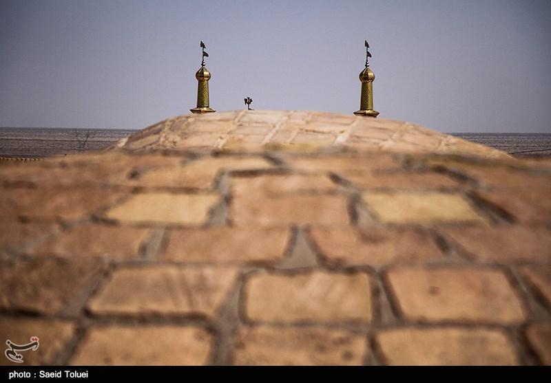 کاروانسرای شاه عباسی - شاهرود