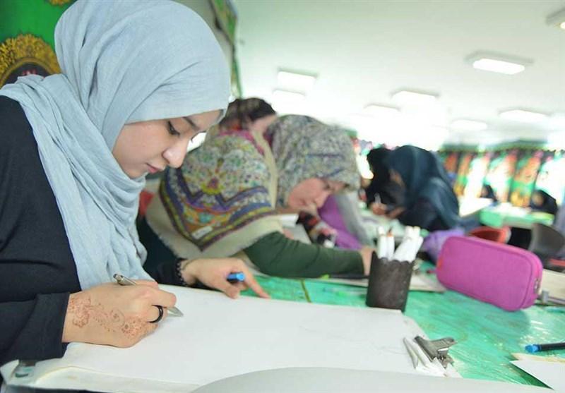 مسابقه طراحیلباس عاشورایی