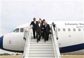 ایرانی وزیر خارجہ جواد ظریف دمشق پہنچ گئے