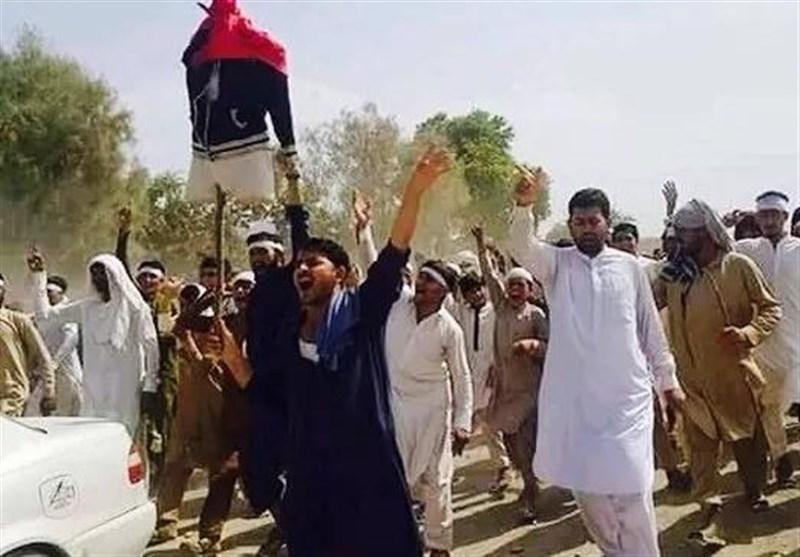 تظاهرات مردمی در شرق افغانستان علیه اقدامات ضداسلامی حزب هلندی