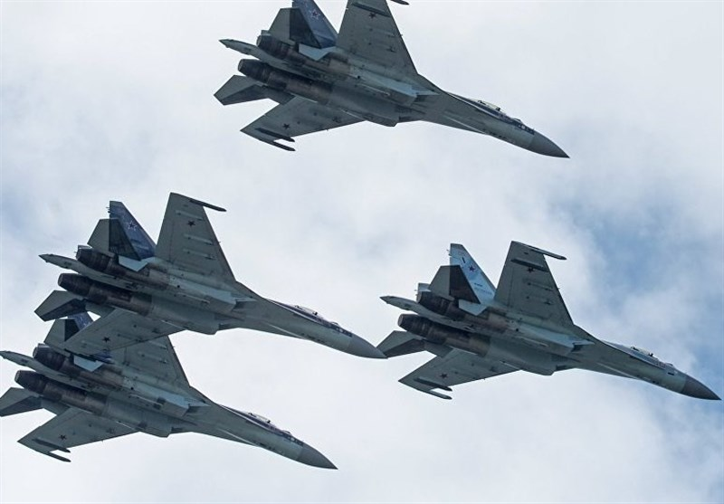 """هل تعتبر مقاتلة """"سو-35"""" کابوس أمریکا الجدید؟"""