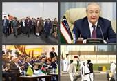گزارش تسنیم| سفر ژنرال دوستم به ازبکستان و اعلام آمادگی احزاب سیاسی برای مذاکره با طالبان