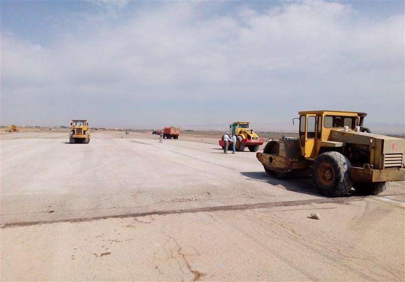 189 میلیارد تومان برای پروژههای فرودگاه اردبیل هزینه شد