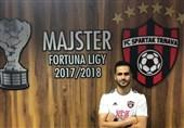 Esteghlal Striker Ali Ghorbani Joins Spartak Trnava