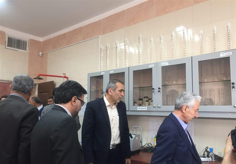 6 طرح صنعتی، پژوهشی و رفاهی در دانشگاه کاشان کلنگزنی و افتتاح شد