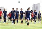 گزارش تمرین تیم ملی| غیبت بسیاری از بازیکنان و حضور کیروش با لباس شخصی + تصاویر