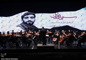 راز اتیکت شهید حججی چه بود / ادای احترام هنرمندان به شهیدان مدافع حرم