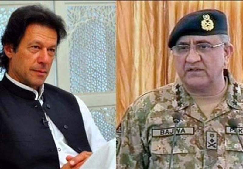 وزیراعظم عمران خان سے آرمی چیف کی ملاقات، قومی سلامتی ، امریکی وزیر خارجہ کے مجوزہ دورے پر مشاورت