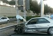 30 درصد تلفات تصادفات کرمانشاه مربوط به سوانح شهری است