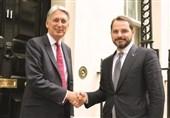 سفر وزیر دارایی ترکیه به انگلیس؛ آنکارا به دنبال واسطه برای حل تنش با آمریکا