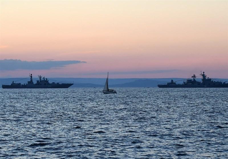 ژاپن از رکورد عبور کشتیهای نظامی روسیه از تنگه لاپوس خبر داد