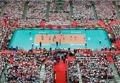 آغاز فرایند درخواست میزبانی مسابقات والیبال قهرمانی جهان 2022