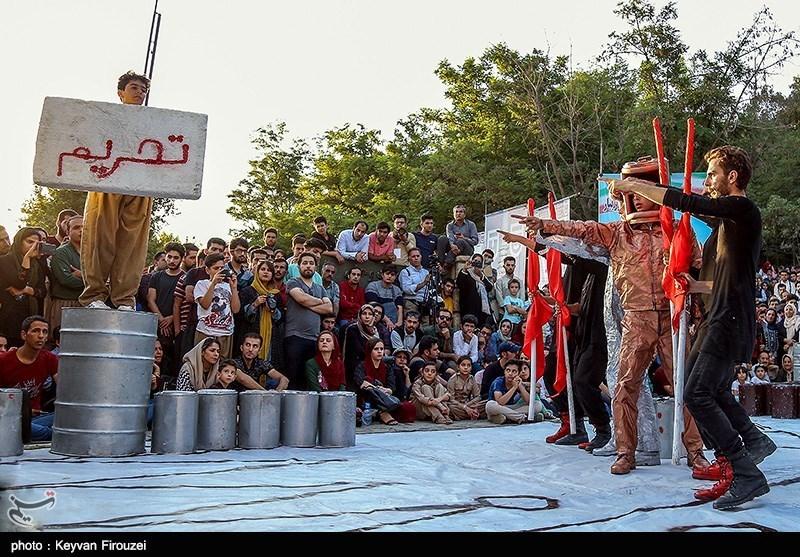161 اثر از 20 استان به جشنواره سراسری تئاتر خیابانی ارس ارسال شد