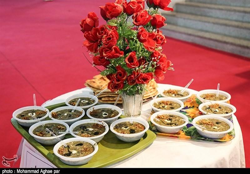 ترکیب خوشمزه طعم و رنگ در غذاهای سنتی و محلی آذربایجانغربی