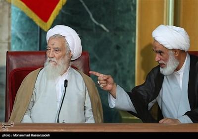 آیت الله موحدی کرمانی در افتتاحیه اجلاسیه مجلس خبرگان رهبری