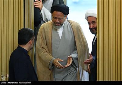 حجت الاسلام سید محمود علوی در افتتاحیه اجلاسیه مجلس خبرگان رهبری