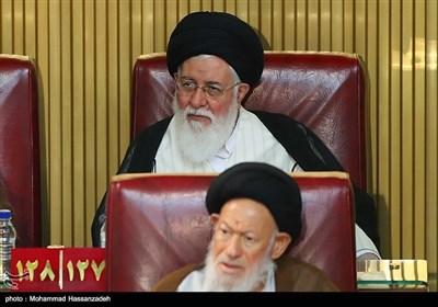 آیت الله سیداحمد علم الهدی در افتتاحیه اجلاسیه مجلس خبرگان رهبری