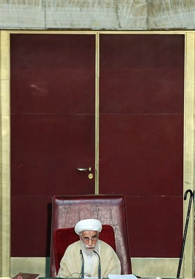آیت الله جنتی رئیس مجلس خبرگان رهبری