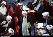 آملی لاریجانی در مجلس خبرگان: در برخورد با پروندههای اقتصادی هیچ خط قرمزی را قبول نداریم