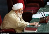 Ayatollah Jannati Re-Elected as Secretary of Iran's Guardian Council