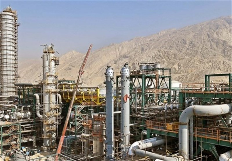 Iran Launches New Petrochemical Plant